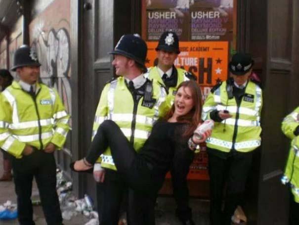 Διασκεδαστικές στιγμές με την μητροπολιτική αστυνομία του Λονδίνου (5)