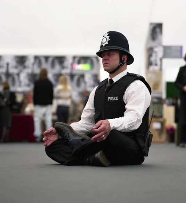 Διασκεδαστικές στιγμές με την μητροπολιτική αστυνομία του Λονδίνου (8)