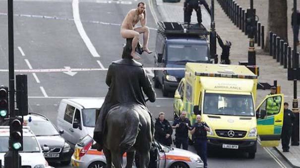 Διασκεδαστικές στιγμές με την μητροπολιτική αστυνομία του Λονδίνου (11)