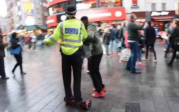 Διασκεδαστικές στιγμές με την μητροπολιτική αστυνομία του Λονδίνου (12)