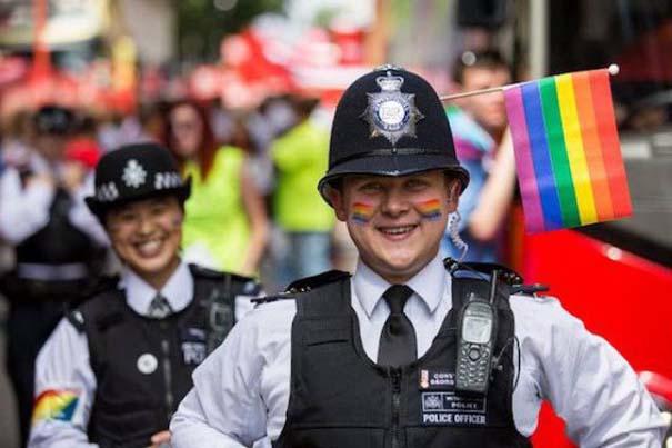 Διασκεδαστικές στιγμές με την μητροπολιτική αστυνομία του Λονδίνου (13)