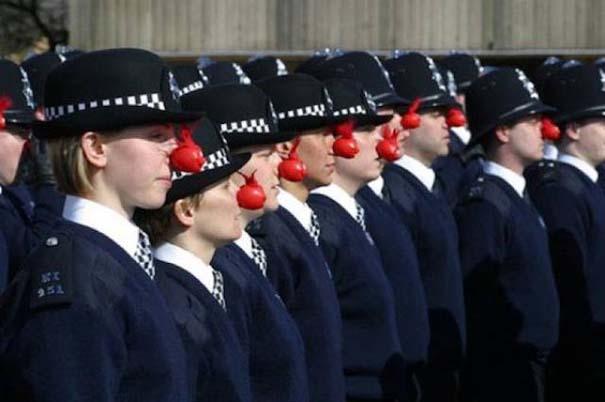 Διασκεδαστικές στιγμές με την μητροπολιτική αστυνομία του Λονδίνου (15)