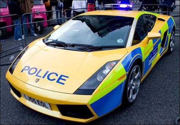 Διασκεδαστικές στιγμές με την μητροπολιτική αστυνομία του Λονδίνου (16)
