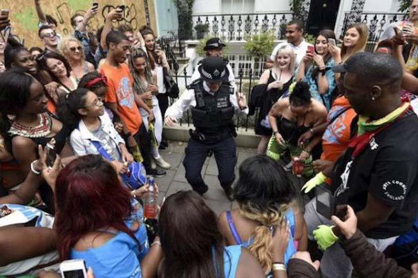 Διασκεδαστικές στιγμές με την μητροπολιτική αστυνομία του Λονδίνου (17)