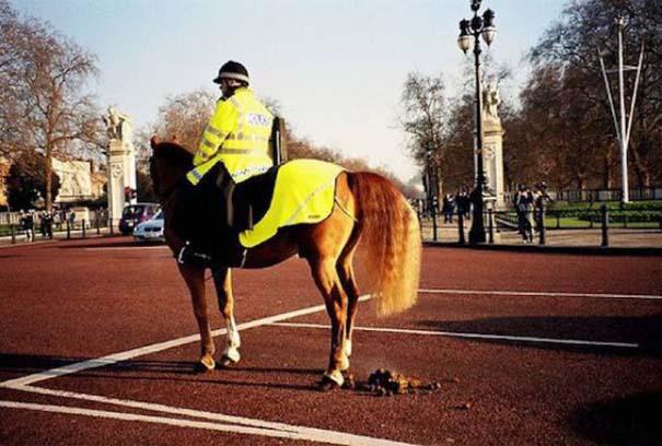 Διασκεδαστικές στιγμές με την μητροπολιτική αστυνομία του Λονδίνου (19)
