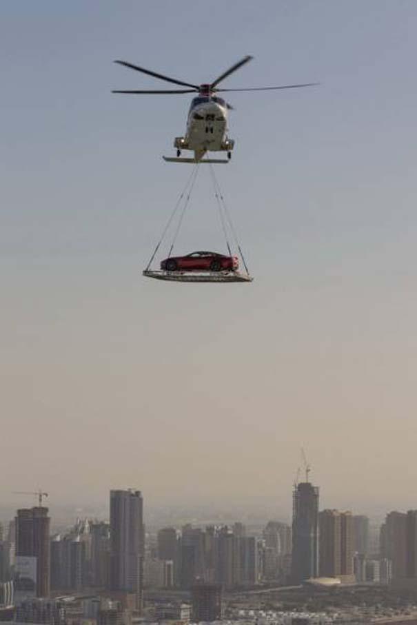 Στο Dubai μπορείς να συναντήσεις κυριολεκτικά τα πάντα... (13)