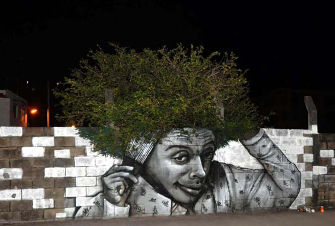 15 εκπληκτικά έργα τέχνης του δρόμου που γίνονται ένα με την πόλη (6)