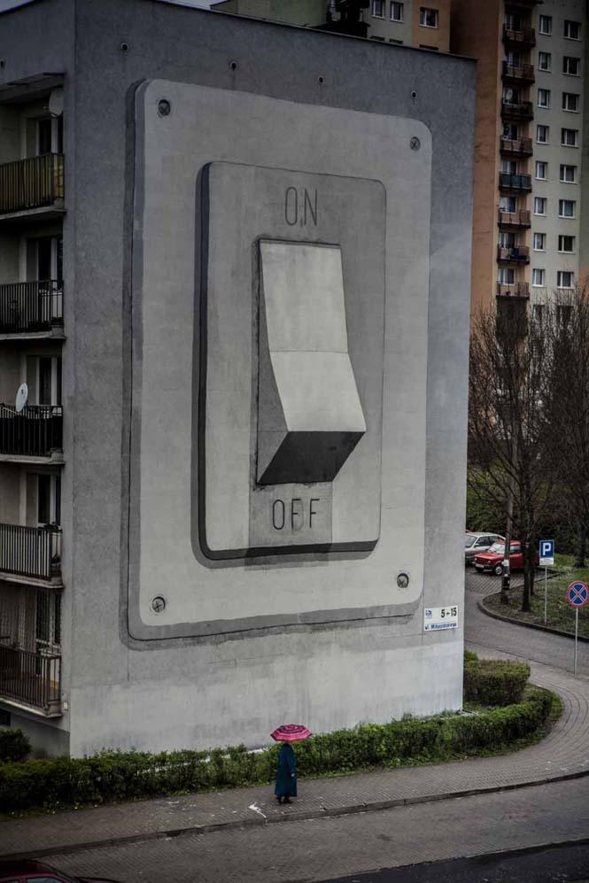15 εκπληκτικά έργα τέχνης του δρόμου που γίνονται ένα με την πόλη (12)