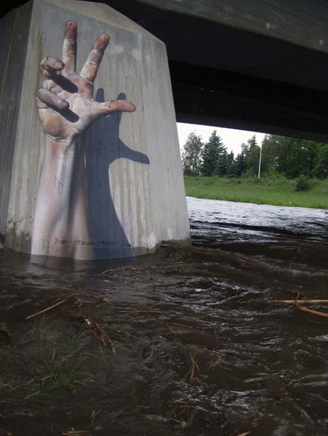 15 εκπληκτικά έργα τέχνης του δρόμου που γίνονται ένα με την πόλη (14)