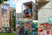 15 εκπληκτικά έργα τέχνης του δρόμου που γίνονται ένα με την πόλη