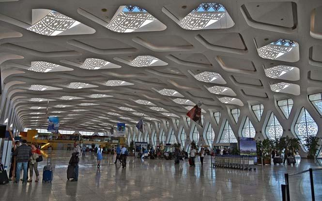 Εκπληκτικές οροφές εσωτερικών χώρων που κερδίζουν τις εντυπώσεις (4)