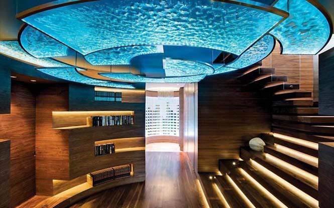 Εκπληκτικές οροφές εσωτερικών χώρων που κερδίζουν τις εντυπώσεις (9)