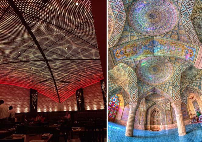 Εκπληκτικές οροφές εσωτερικών χώρων που κερδίζουν τις εντυπώσεις (10)