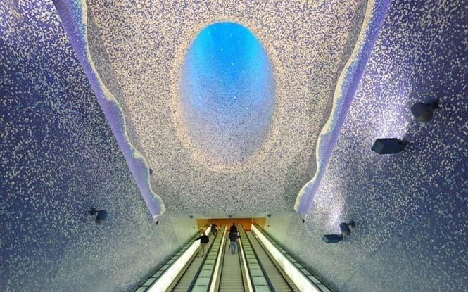 Εκπληκτικές οροφές εσωτερικών χώρων που κερδίζουν τις εντυπώσεις (13)