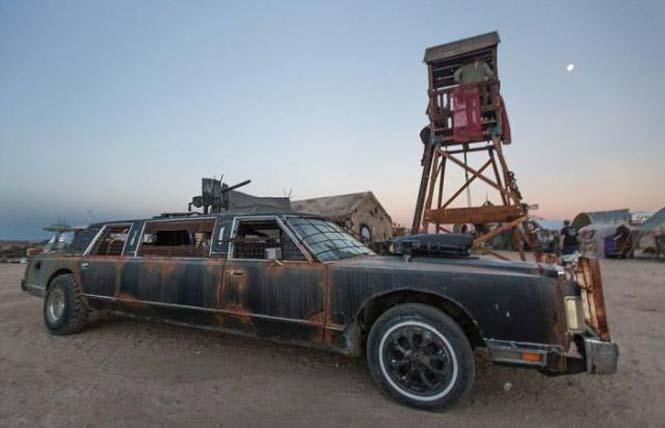 Το φεστιβάλ Wasteland Weekend σας βάζει στον κόσμο του Mad Max (2)