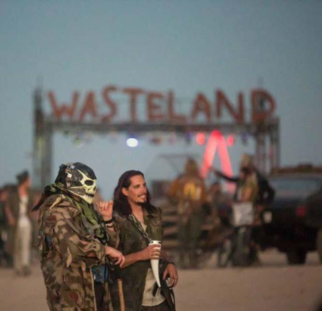 Το φεστιβάλ Wasteland Weekend σας βάζει στον κόσμο του Mad Max (8)