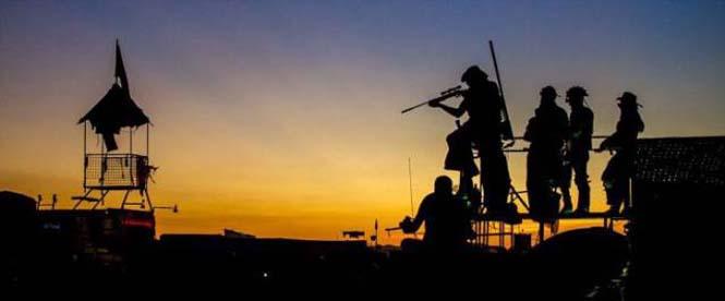 Το φεστιβάλ Wasteland Weekend σας βάζει στον κόσμο του Mad Max (9)