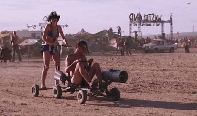 Το φεστιβάλ Wasteland Weekend σας βάζει στον κόσμο του Mad Max (10)