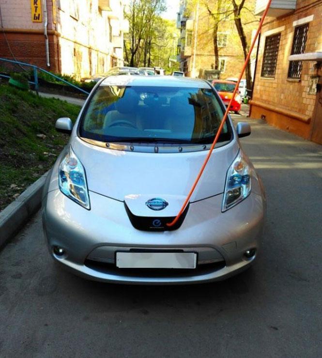 Φορτίζοντας το ηλεκτρικό αυτοκίνητο (1)