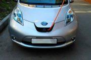 Φορτίζοντας το ηλεκτρικό αυτοκίνητο