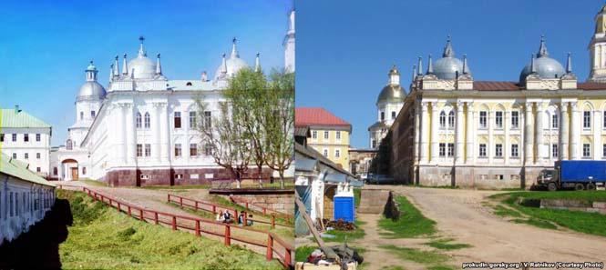 Φωτογραφίες 100 ετών από την Ρωσία συναντούν το σήμερα (2)