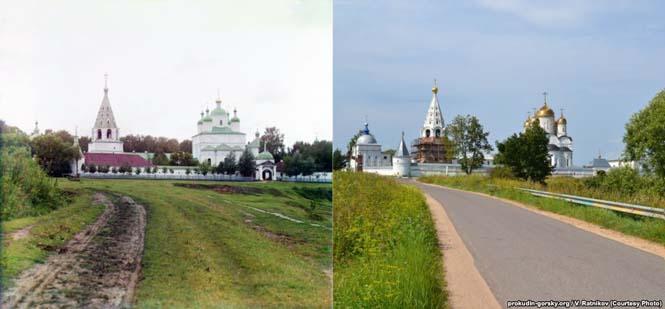 Φωτογραφίες 100 ετών από την Ρωσία συναντούν το σήμερα (5)