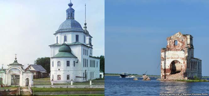 Φωτογραφίες 100 ετών από την Ρωσία συναντούν το σήμερα (7)