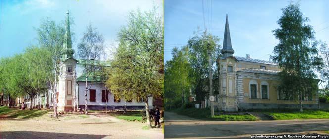 Φωτογραφίες 100 ετών από την Ρωσία συναντούν το σήμερα (12)