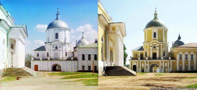 Φωτογραφίες 100 ετών από την Ρωσία συναντούν το σήμερα (18)