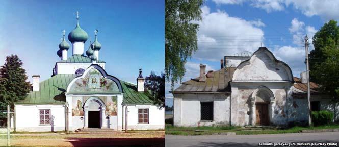 Φωτογραφίες 100 ετών από την Ρωσία συναντούν το σήμερα (20)