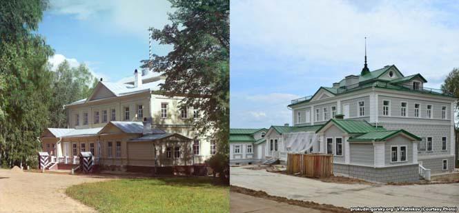 Φωτογραφίες 100 ετών από την Ρωσία συναντούν το σήμερα (22)