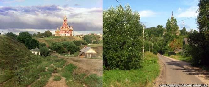 Φωτογραφίες 100 ετών από την Ρωσία συναντούν το σήμερα (25)