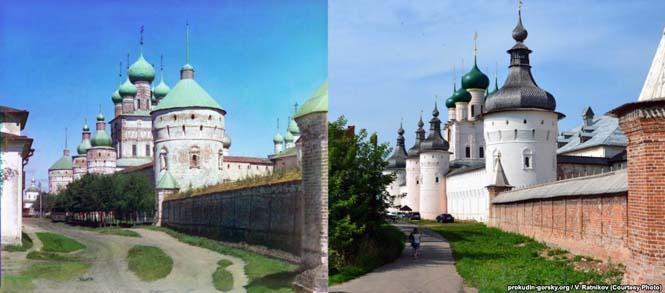 Φωτογραφίες 100 ετών από την Ρωσία συναντούν το σήμερα (26)