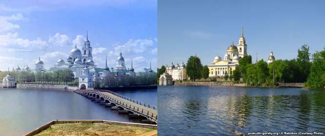 Φωτογραφίες 100 ετών από την Ρωσία συναντούν το σήμερα (27)