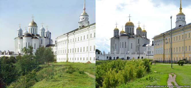 Φωτογραφίες 100 ετών από την Ρωσία συναντούν το σήμερα (28)