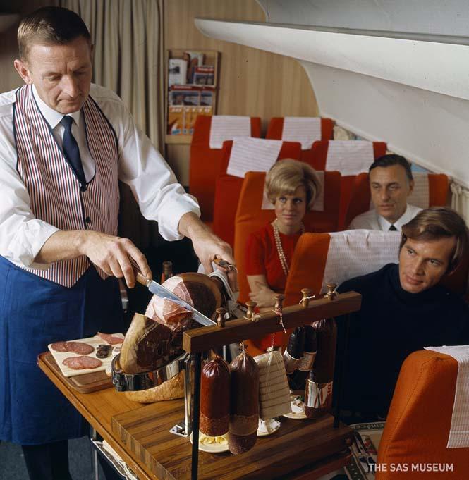 Γεύματα των πτήσεων μιας άλλης εποχής (1)