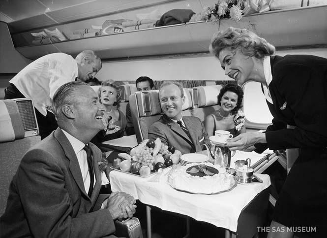 Γεύματα των πτήσεων μιας άλλης εποχής (3)