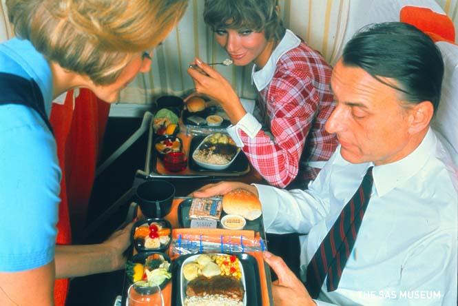 Γεύματα των πτήσεων μιας άλλης εποχής (5)