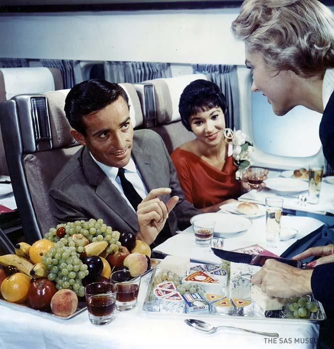 Γεύματα των πτήσεων μιας άλλης εποχής (12)