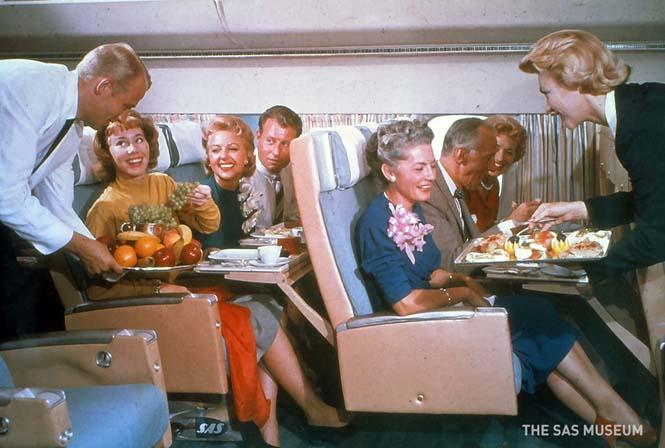 Γεύματα των πτήσεων μιας άλλης εποχής (15)