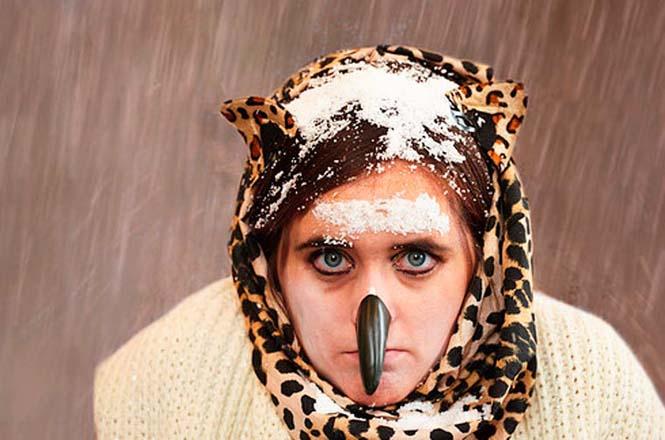 Ξεκαρδιστικές αναπαραστάσεις φωτογραφιών του National Geographic (11)
