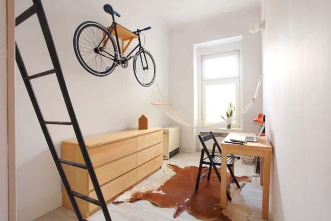 Ακόμα και ένα μικροσκοπικό διαμέρισμα είναι τέλειο αν το οργανώσεις σωστά (2)