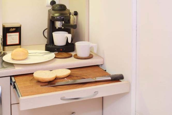 Ακόμα και ένα μικροσκοπικό διαμέρισμα είναι τέλειο αν το οργανώσεις σωστά (9)