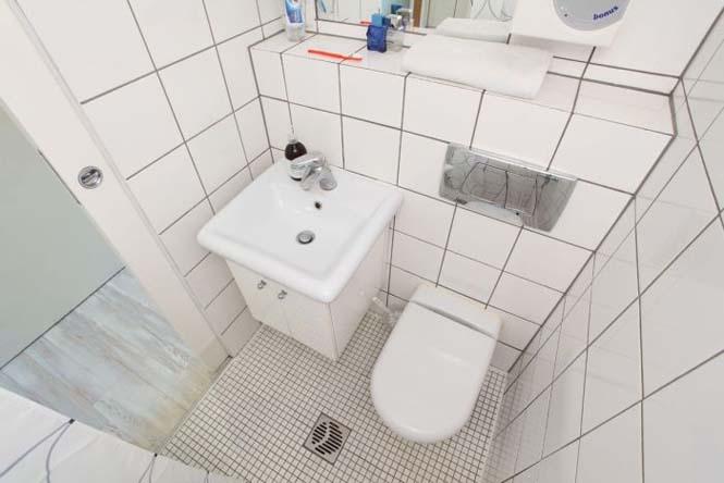 Ακόμα και ένα μικροσκοπικό διαμέρισμα είναι τέλειο αν το οργανώσεις σωστά (10)