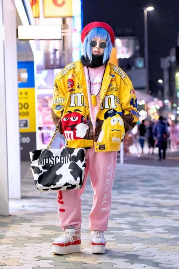 Η μόδα στους δρόμους του Τόκιο #5 (7)