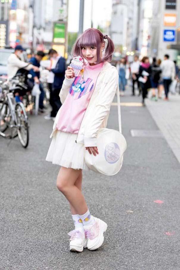 Η μόδα στους δρόμους του Τόκιο #5 (8)