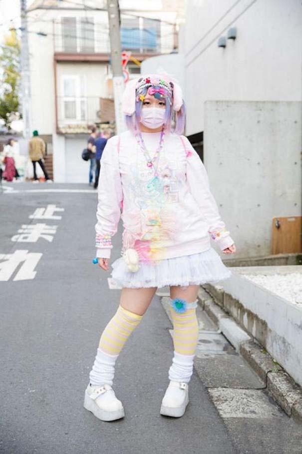 Η μόδα στους δρόμους του Τόκιο #5 (9)