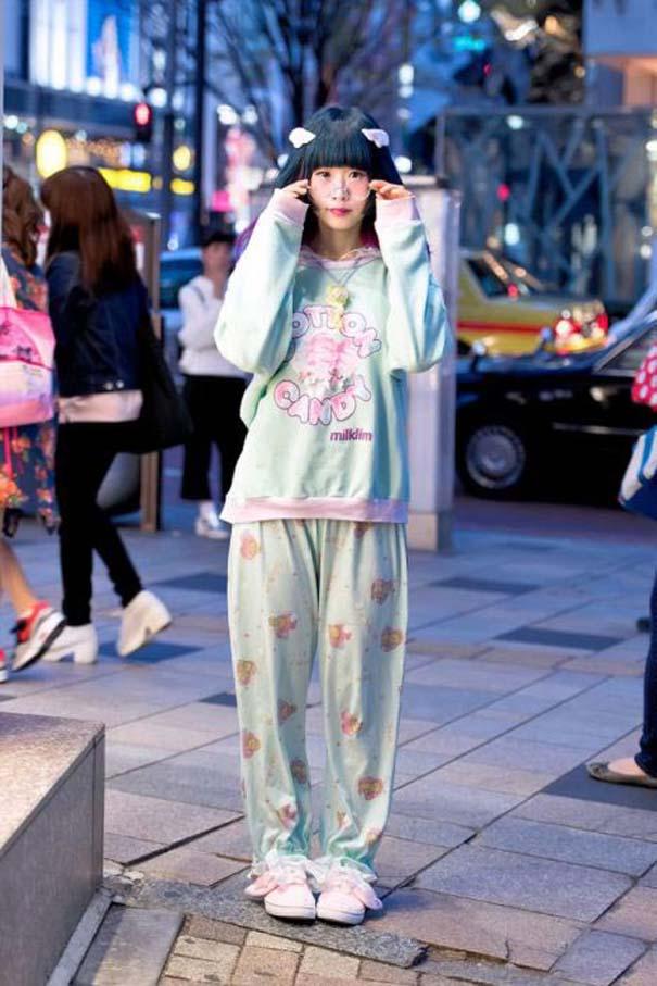 Η μόδα στους δρόμους του Τόκιο #5 (10)