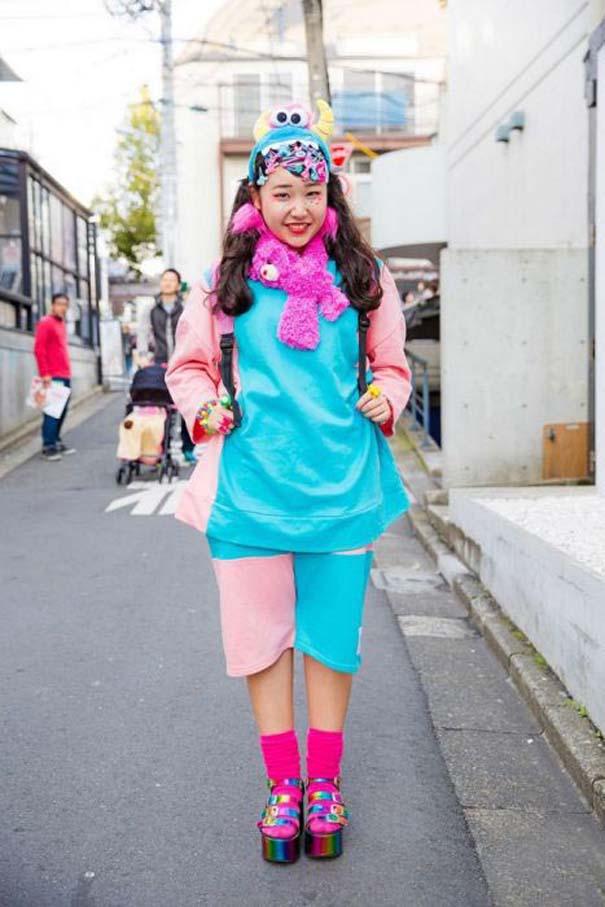 Η μόδα στους δρόμους του Τόκιο #5 (11)