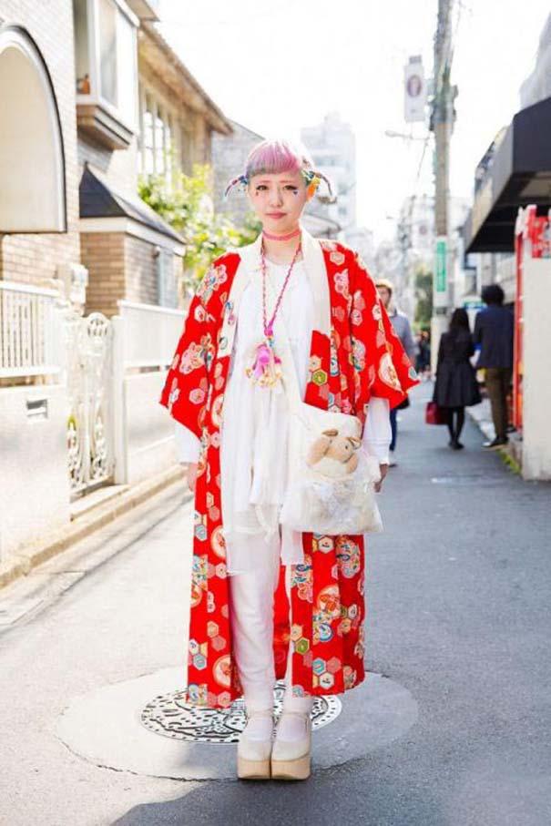 Η μόδα στους δρόμους του Τόκιο #5 (12)